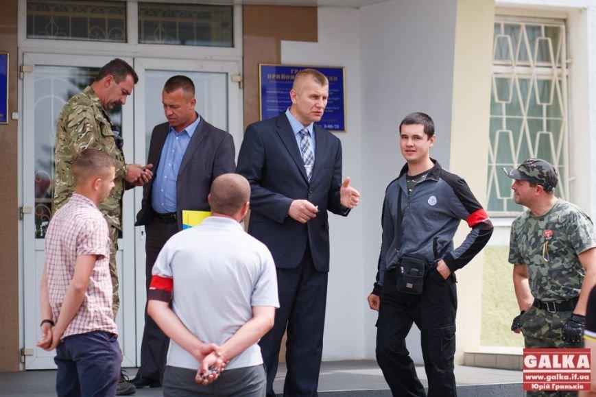 В Івано-Франківськ начальником обласного ДАІ призначили «прислужника Януковича»? (ФОТО), фото-2