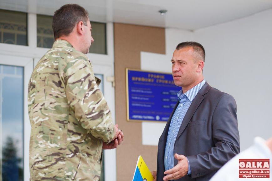 В Івано-Франківськ начальником обласного ДАІ призначили «прислужника Януковича»? (ФОТО), фото-1