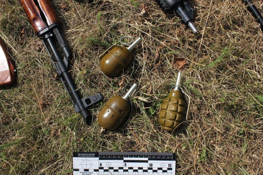 С каким оружием на Кировоградщине захватывали нефтеперерабатывающие предприятие (фото), фото-2