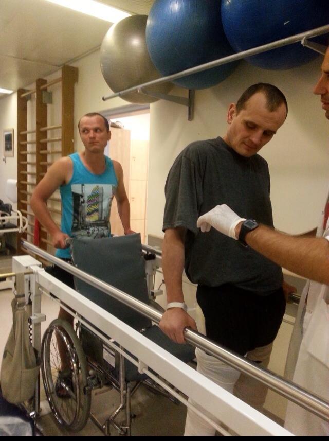 Завтра до Львова повертається євромайданівець, який отримав кулю у хребет (ФОТО, ВІДЕО), фото-3