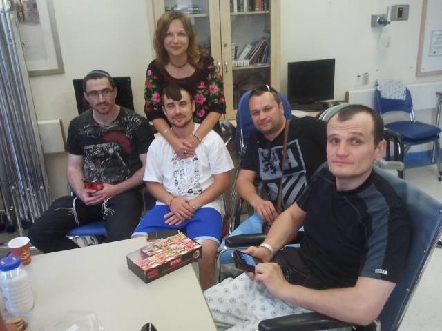 Завтра до Львова повертається євромайданівець, який отримав кулю у хребет (ФОТО, ВІДЕО), фото-4