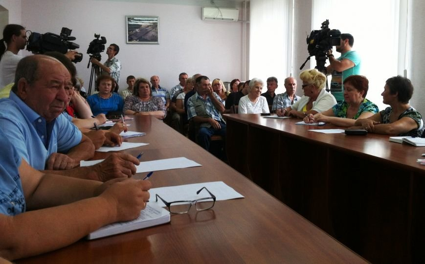 Актив Орджоникидзевского района обсудил Мирный план Президента Украины, фото-1