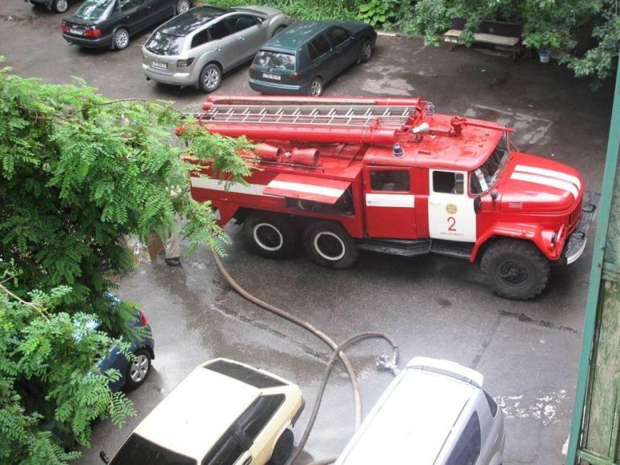 В Запорожье пожар в квартире застал врасплох беременную женщину (ФОТО), фото-7