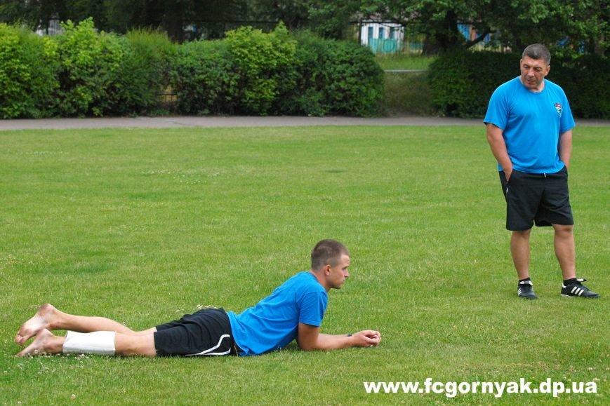 ФК «Горняк» уже начал тренировку перед матчами в Первой лиге (ФОТО), фото-4