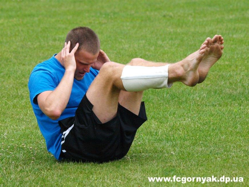 ФК «Горняк» уже начал тренировку перед матчами в Первой лиге (ФОТО), фото-2
