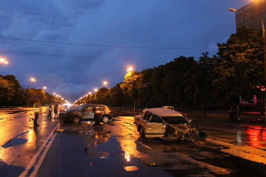 ДТП в Кривом Роге: при столкновении ВАЗа и Nissan'а пострадали 9 человек (ФОТО, ДОПОЛНЕНО), фото-5