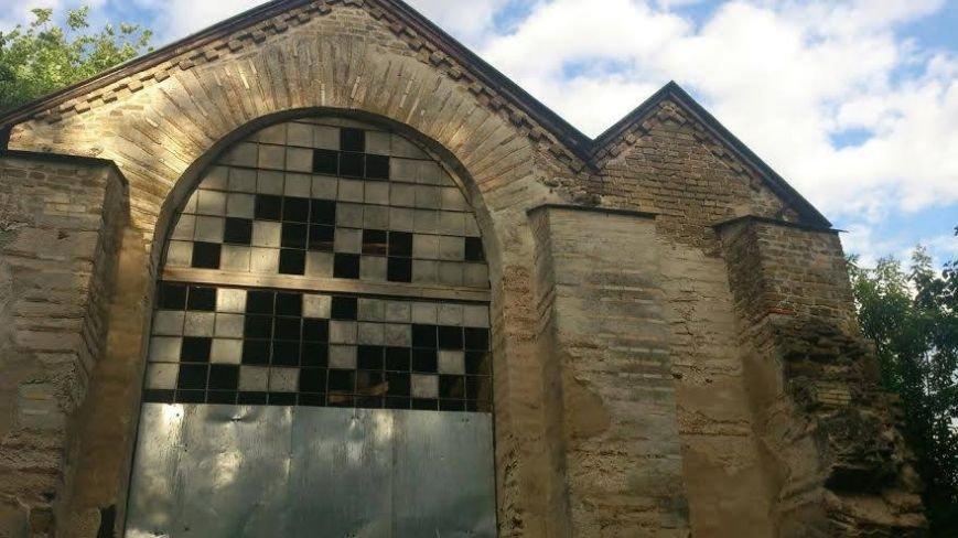 В Черниговской области разрушается 900-летняя церковь, фото-3