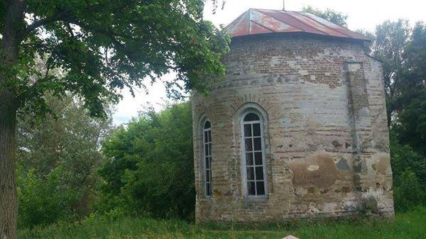 В Черниговской области разрушается 900-летняя церковь, фото-4