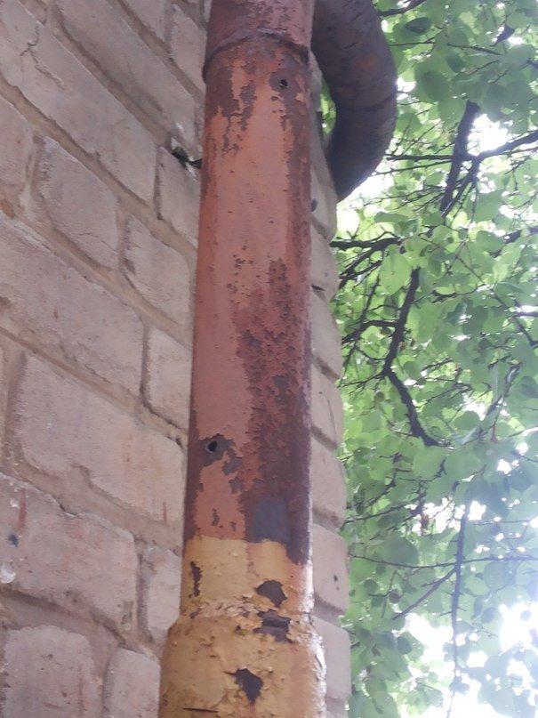 В Артемовске из-за обстрела воинской части пострадали газопроводы (ФОТО), фото-4