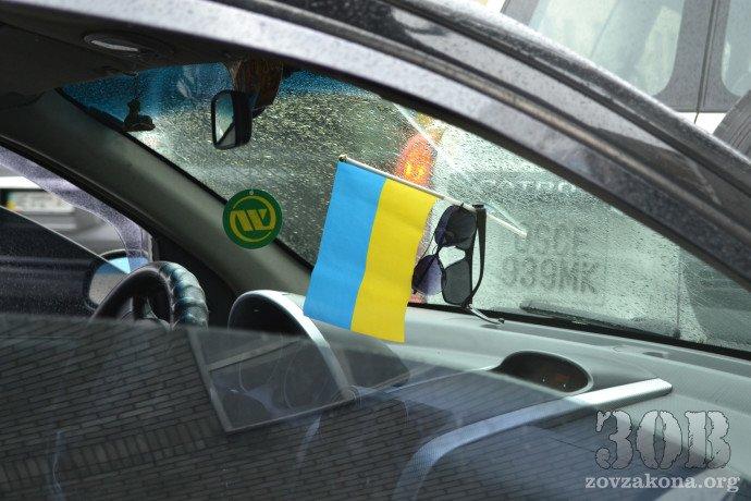 В Днепропетровске автомобиль миссии ОБСЕ попал в ДТП (ФОТО), фото-3