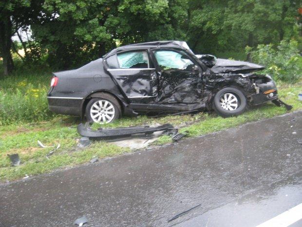 В ДТП на трассе Киев-Харьков погибли два человека (ФОТО), фото-2