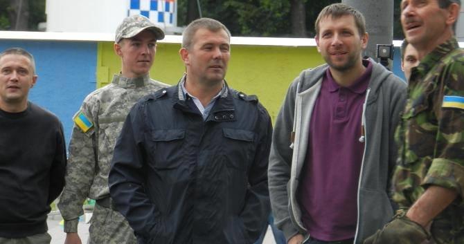 В Днепропетровске освободили место под памятник погибшим в АТО бойцам из 25 воздушно-десантной бригады, фото-2