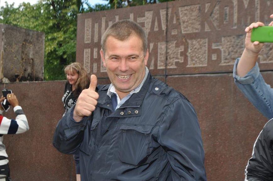 Вместо демонтированного Ленина в Днепропетровске установят памятник погибшим в сбитом Ил-76 десантникам - Цензор.НЕТ 9402