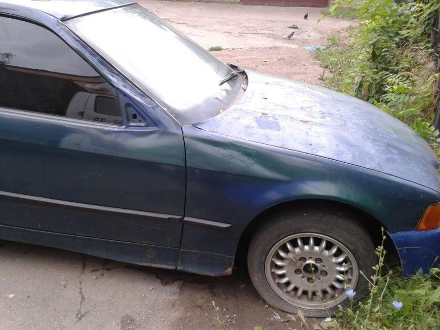 В Мариуполе  на 1,5 месяца бросили BMW (ФОТО), фото-2