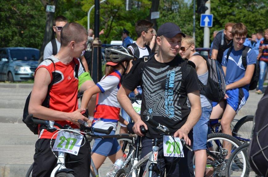 В Мариуполе более 100 велосипедистов проехались по центральным улицам (ФОТОРЕПОРТАЖ), фото-15