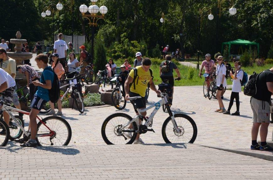В Мариуполе более 100 велосипедистов проехались по центральным улицам (ФОТОРЕПОРТАЖ), фото-2