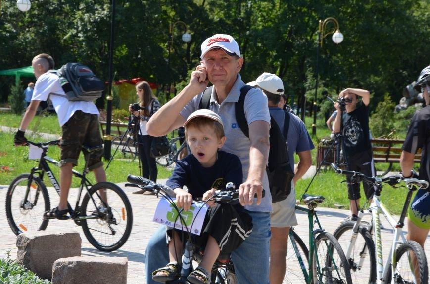 В Мариуполе более 100 велосипедистов проехались по центральным улицам (ФОТОРЕПОРТАЖ), фото-19