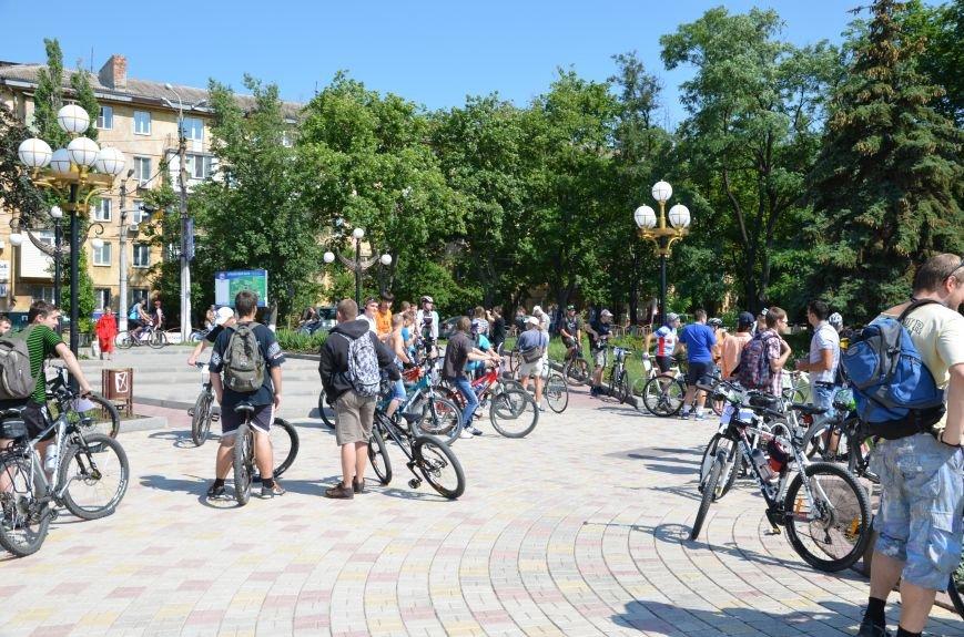 В Мариуполе более 100 велосипедистов проехались по центральным улицам (ФОТОРЕПОРТАЖ), фото-7