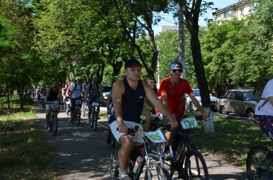 В Мариуполе более 100 велосипедистов проехались по центральным улицам (ФОТОРЕПОРТАЖ), фото-32