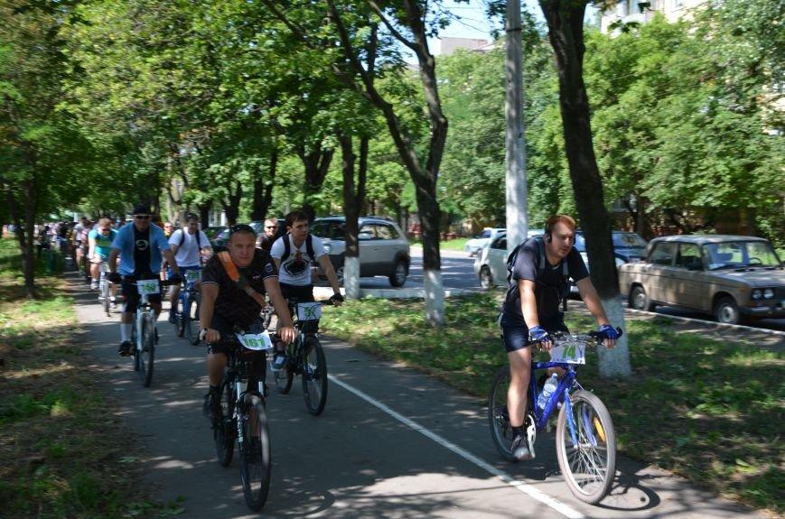 В Мариуполе более 100 велосипедистов проехались по центральным улицам (ФОТОРЕПОРТАЖ), фото-27