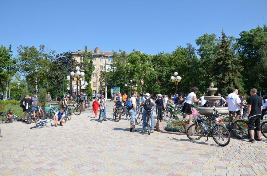 В Мариуполе более 100 велосипедистов проехались по центральным улицам (ФОТОРЕПОРТАЖ), фото-11