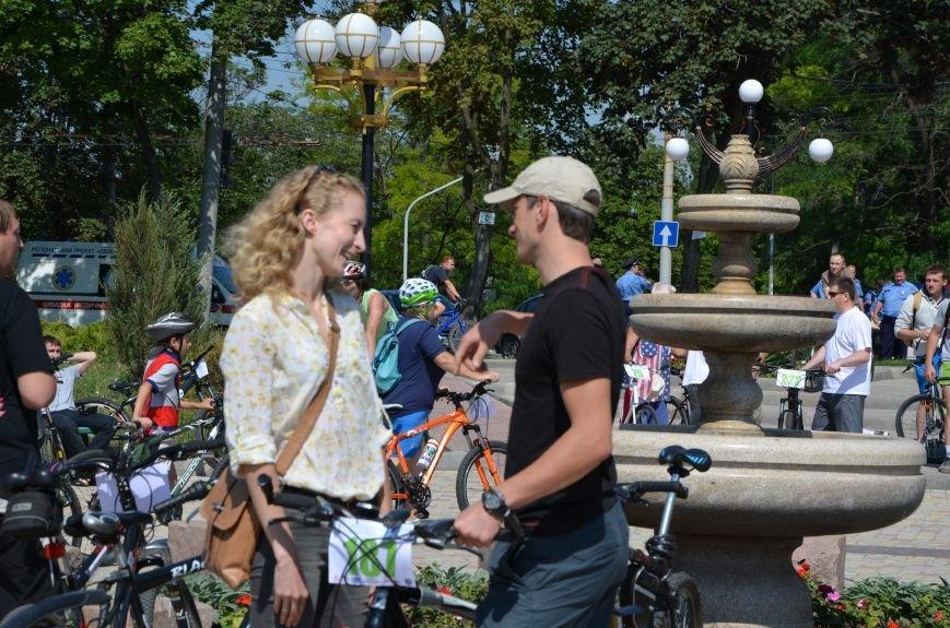 В Мариуполе более 100 велосипедистов проехались по центральным улицам (ФОТОРЕПОРТАЖ), фото-12