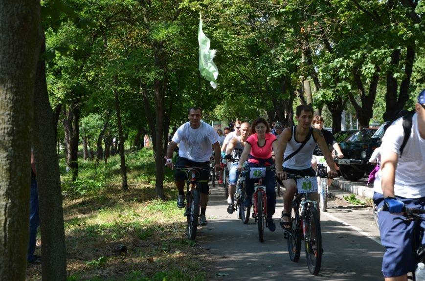 В Мариуполе более 100 велосипедистов проехались по центральным улицам (ФОТОРЕПОРТАЖ), фото-37