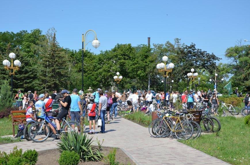 В Мариуполе более 100 велосипедистов проехались по центральным улицам (ФОТОРЕПОРТАЖ), фото-38