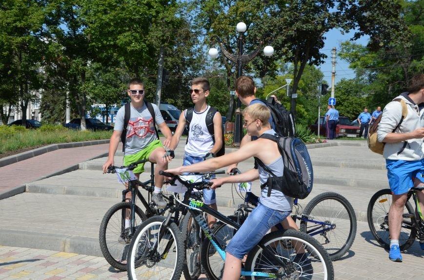 В Мариуполе более 100 велосипедистов проехались по центральным улицам (ФОТОРЕПОРТАЖ), фото-16