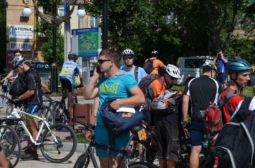 В Мариуполе более 100 велосипедистов проехались по центральным улицам (ФОТОРЕПОРТАЖ), фото-14
