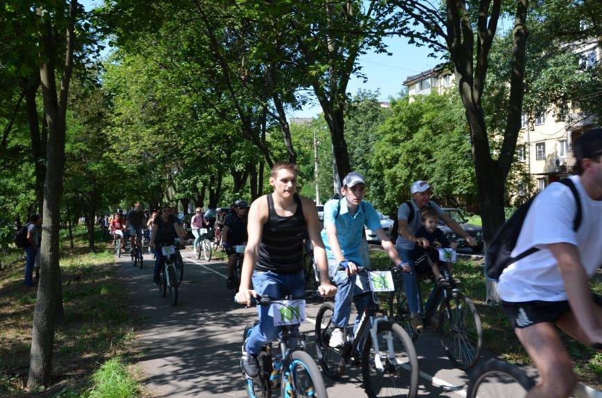 В Мариуполе более 100 велосипедистов проехались по центральным улицам (ФОТОРЕПОРТАЖ), фото-25