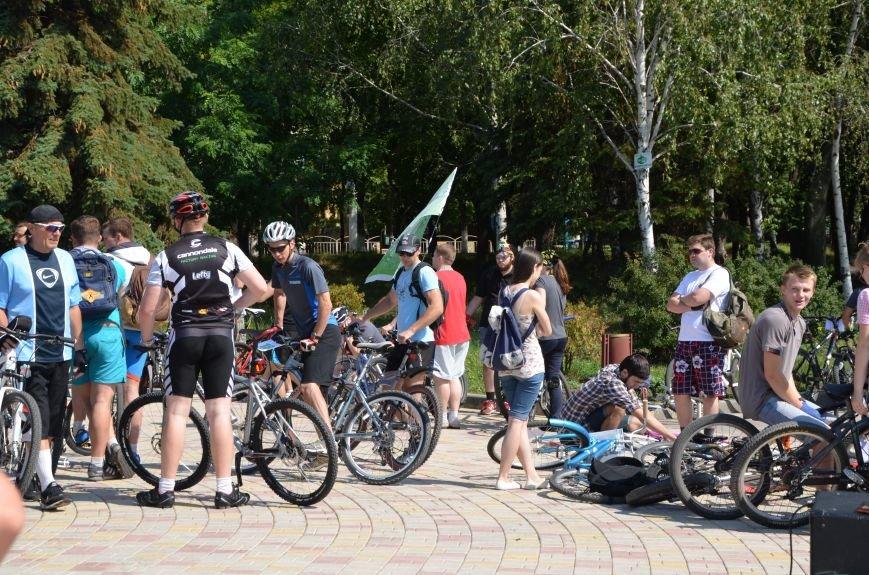 В Мариуполе более 100 велосипедистов проехались по центральным улицам (ФОТОРЕПОРТАЖ), фото-9