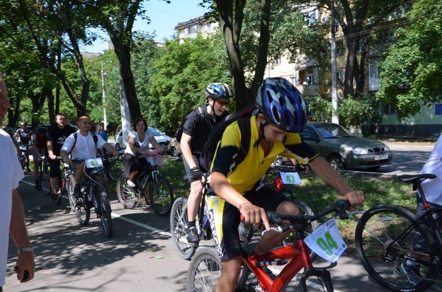 В Мариуполе более 100 велосипедистов проехались по центральным улицам (ФОТОРЕПОРТАЖ), фото-21