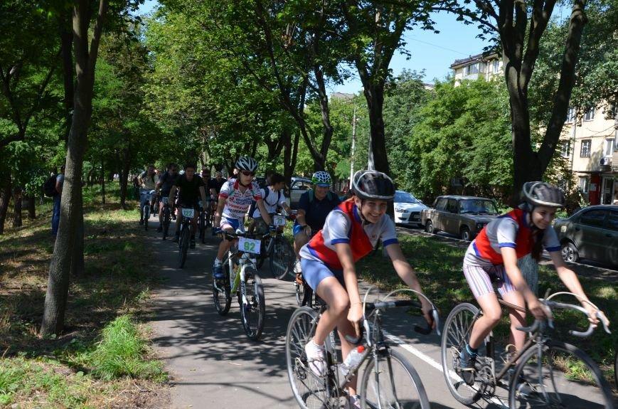 В Мариуполе более 100 велосипедистов проехались по центральным улицам (ФОТОРЕПОРТАЖ), фото-23