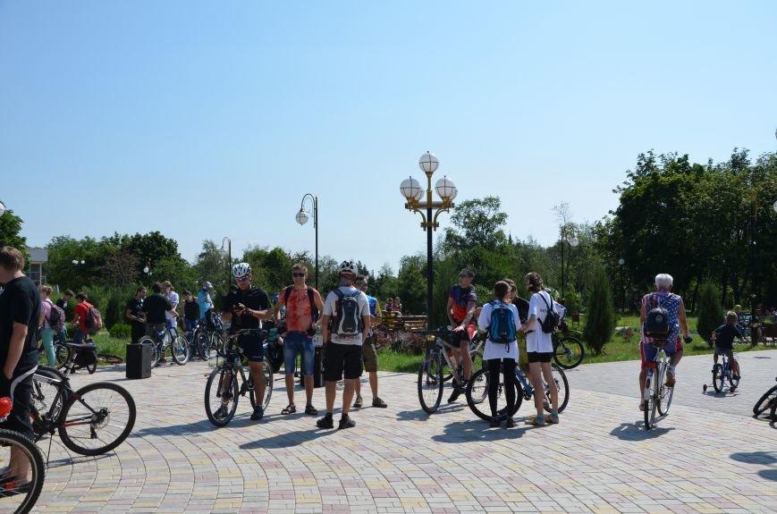 В Мариуполе более 100 велосипедистов проехались по центральным улицам (ФОТОРЕПОРТАЖ), фото-8