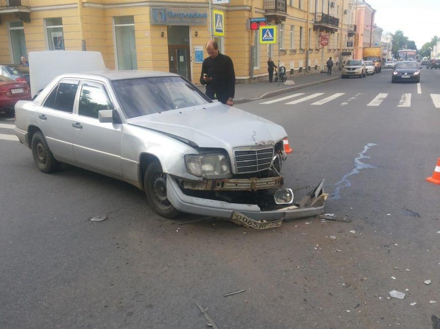 ДТП, авария, 26 июня, город Пушкин, Царское Село