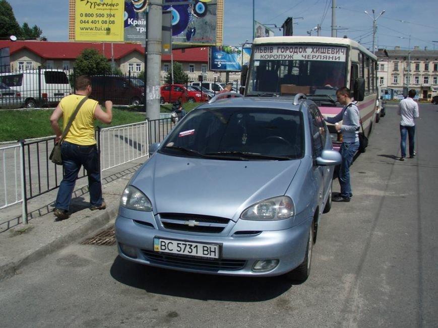 У Львові близько 200 водіїв отримали «клеймо» (фоторепортаж), фото-16