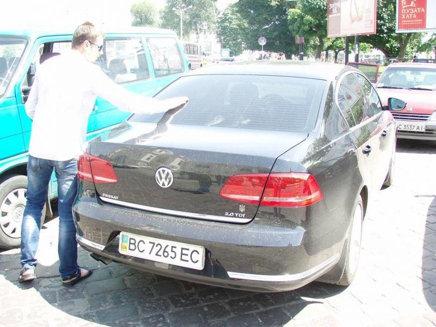 У Львові близько 200 водіїв отримали «клеймо» (фоторепортаж), фото-3