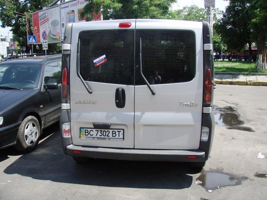 У Львові близько 200 водіїв отримали «клеймо» (фоторепортаж), фото-2
