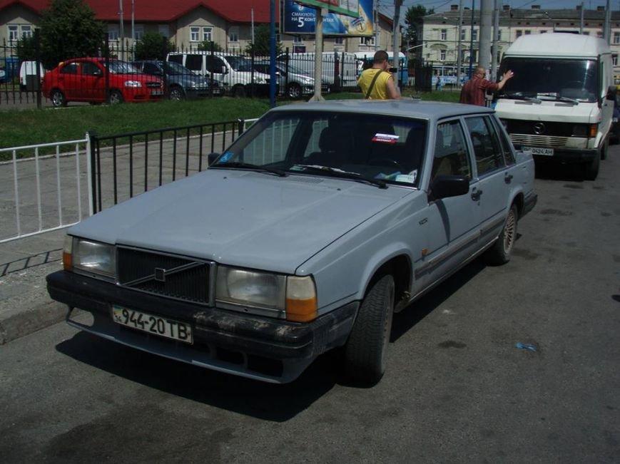 У Львові близько 200 водіїв отримали «клеймо» (фоторепортаж), фото-11