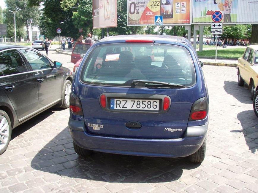 У Львові близько 200 водіїв отримали «клеймо» (фоторепортаж), фото-14