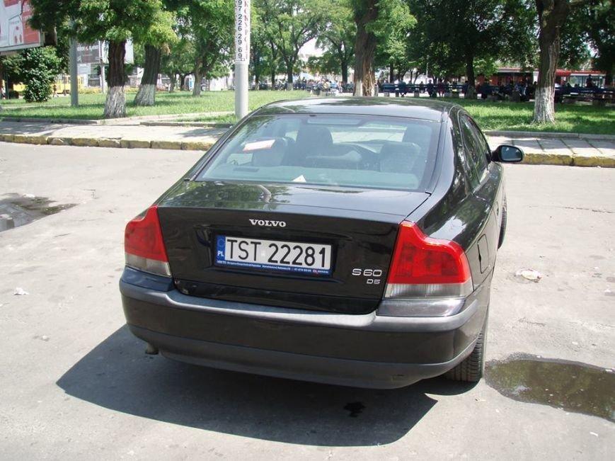У Львові близько 200 водіїв отримали «клеймо» (фоторепортаж), фото-12