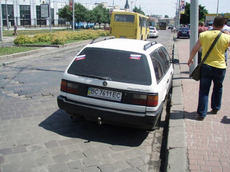 У Львові близько 200 водіїв отримали «клеймо» (фоторепортаж), фото-19