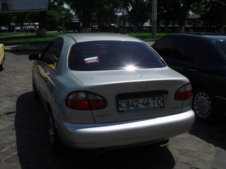 У Львові близько 200 водіїв отримали «клеймо» (фоторепортаж), фото-8