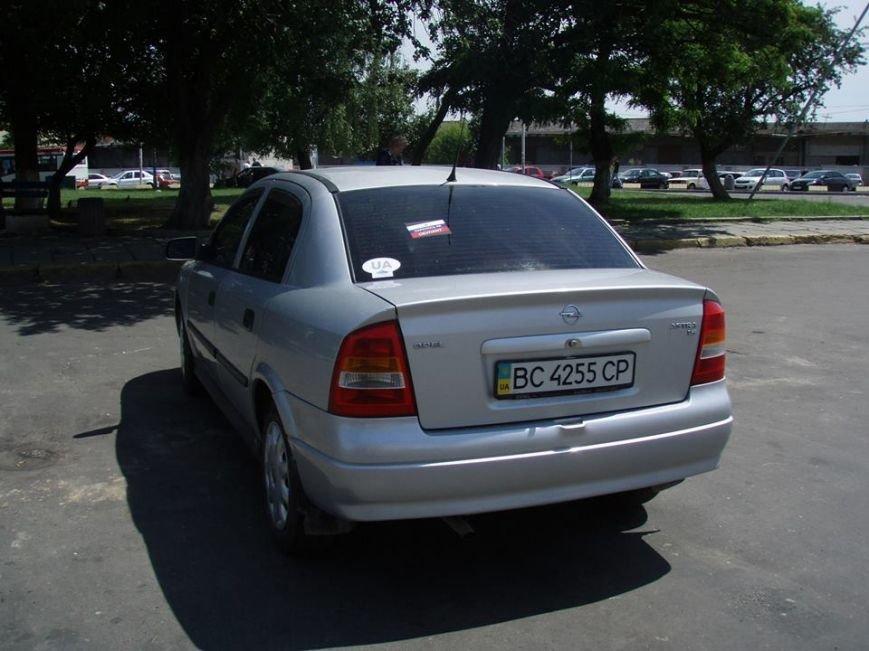 У Львові близько 200 водіїв отримали «клеймо» (фоторепортаж), фото-6