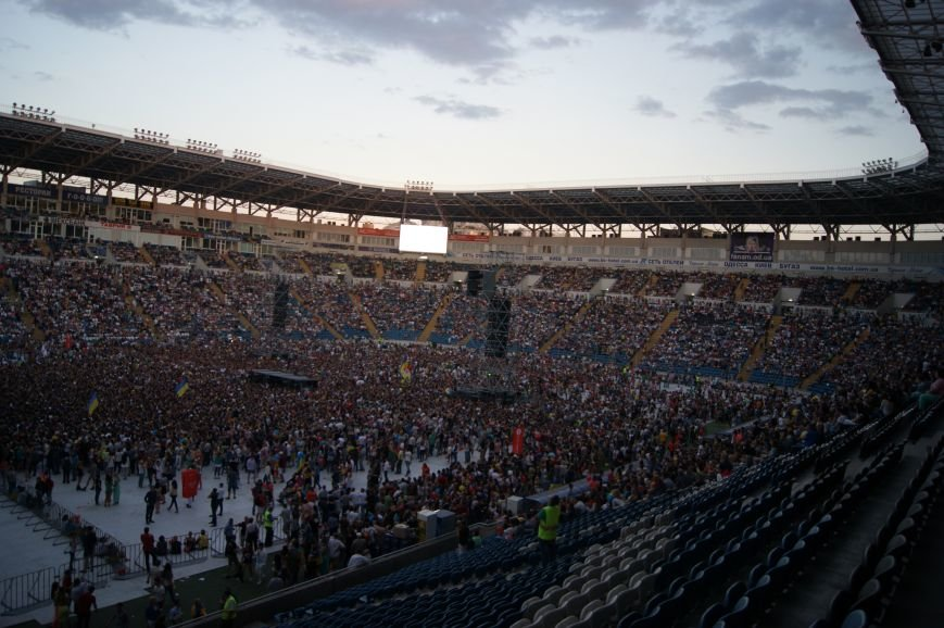 «Океан Ельзы» собрал на стадионе «Черноморец»  50 тысяч одесситов (ФОТО, ВИДЕО), фото-10