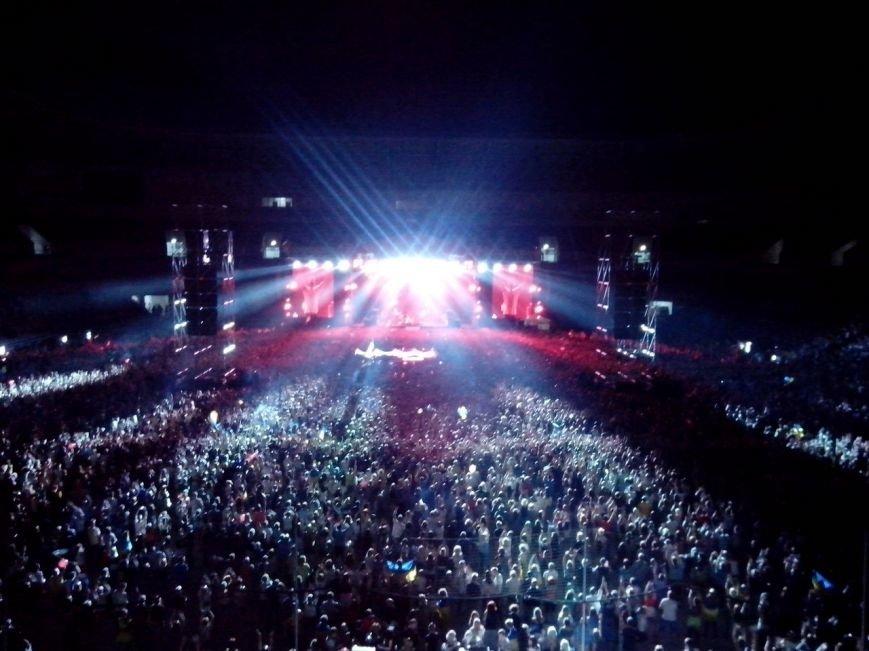 «Океан Ельзы» собрал на стадионе «Черноморец»  50 тысяч одесситов (ФОТО, ВИДЕО), фото-20