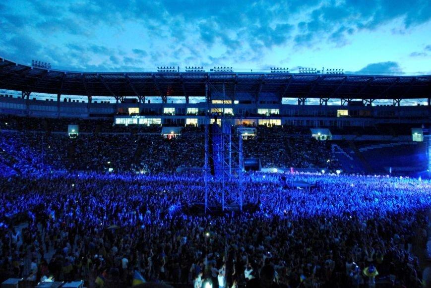 «Океан Ельзы» собрал на стадионе «Черноморец»  50 тысяч одесситов (ФОТО, ВИДЕО), фото-39
