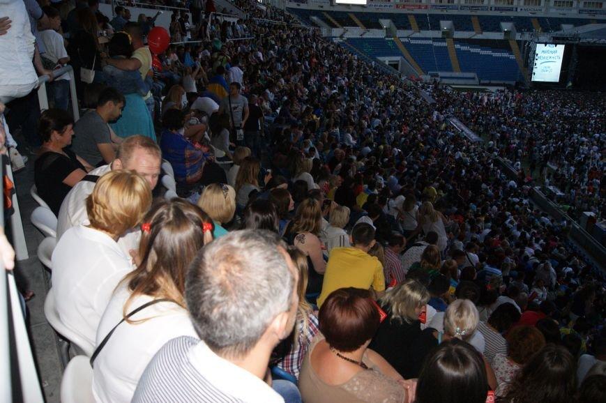 «Океан Ельзы» собрал на стадионе «Черноморец»  50 тысяч одесситов (ФОТО, ВИДЕО), фото-9