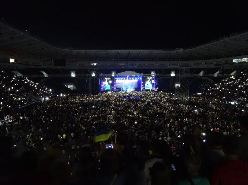 «Океан Ельзы» собрал на стадионе «Черноморец»  50 тысяч одесситов (ФОТО, ВИДЕО), фото-30